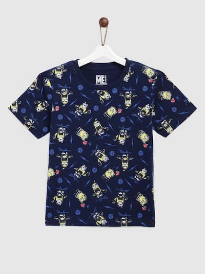 c53f8073a82a Boys T shirts - Buy T shirts for Boys online in India