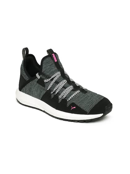 Red Puma Black Sports Shoes Casual - Buy Red Puma Black Sports Shoes ... 280a65328