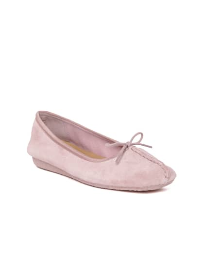 Clarks Ballerina Shoes - Buy Clarks Ballerina Shoes online in India 1be3a4f91