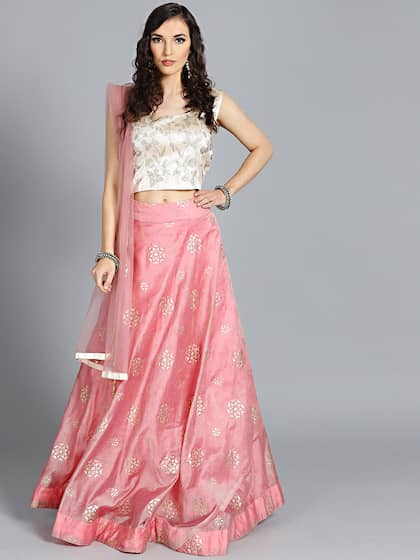 5790885c9 Lehengas - Buy Lehenga for Women   Girls Online in India