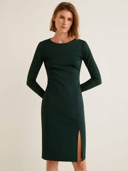 a365e73a442d MANGO Dress - Buy Dresses from MANGO Online Store | Myntra