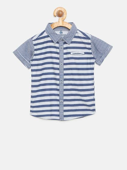 f351a1b9c Boys Shirts- Buy Shirts for Boys online in India