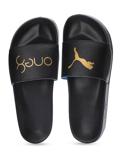 Puma Slide Flip Flops - Buy Puma Slide Flip Flops online in India 1be8c213c56