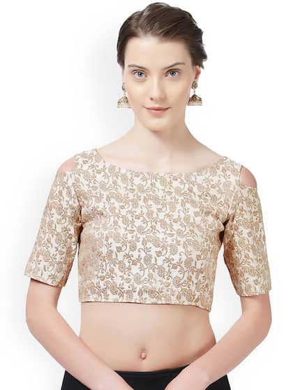 83441789698bf Blouse - Buy Saree Blouses Online for Women in India