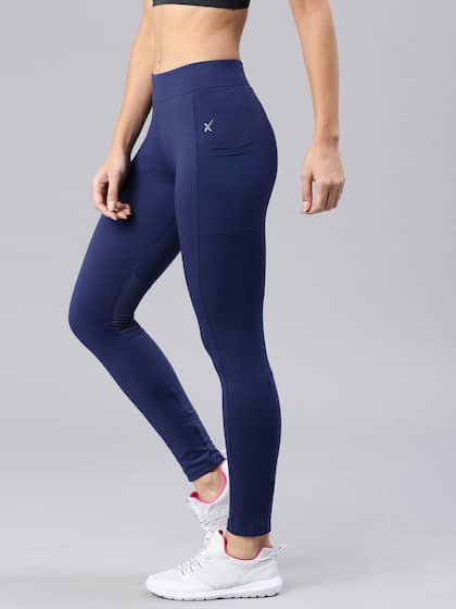 30e31ee45 Blue Solid Tights - Buy Blue Solid Tights online in India
