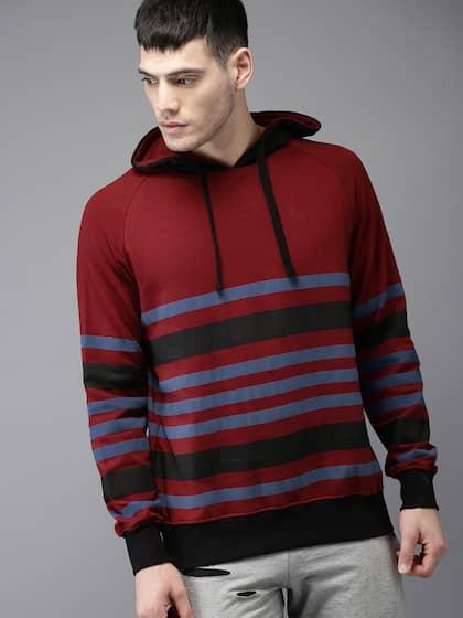 new products 7618a 7077f Moda Rapido. Men Striped Sweatshirt