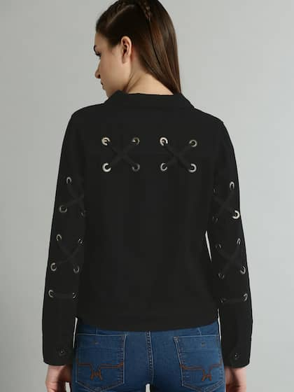 a3f5f11c42 Women Denim Jacket - Buy Women Denim Jacket online in India