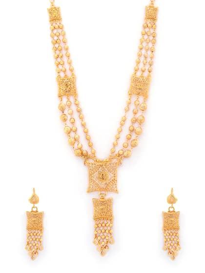 4e0ce916ce Jewellery Set - Buy Jewellery Sets Online in India   Myntra