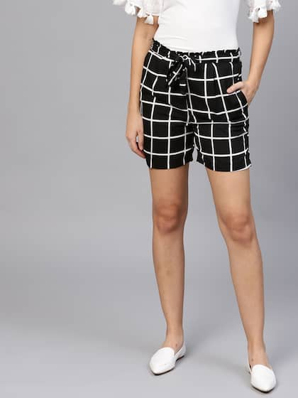e1bfd0e1eb6 High Rise Shorts - Buy High Rise Shorts online in India