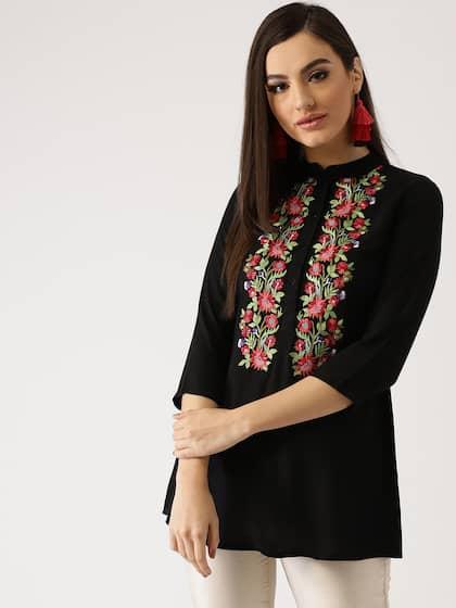 58ee73d5c24 Checks Kurti - Buy Checked Kurtis For Women Online in India