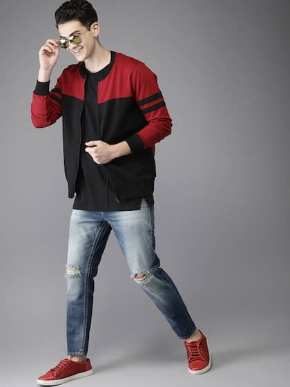 Sweatshirts For Men , Buy Mens Sweatshirts Online India