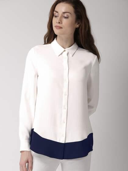 Tommy Hilfiger Women Shirts - Buy Tommy Hilfiger Women Shirts online ... 9da2a764d