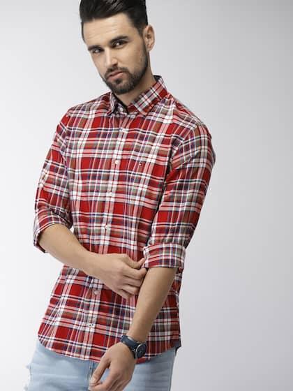 8efc3713f Tommy Hilfiger Shirts - Buy Tommy Hilfiger Shirt Online | Myntra