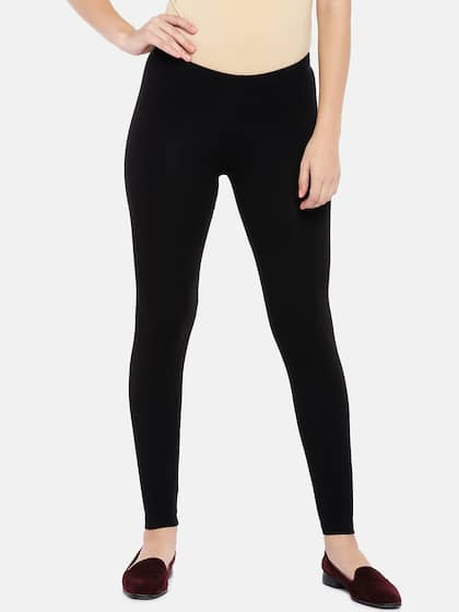 b8866cb9fcd Ankle Length Leggings - Buy Ankle Length Leggings Online For Women ...