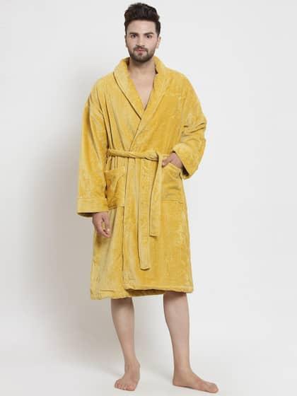 05805a1bb3 Bath Robe - Buy Bath Robes Online in India