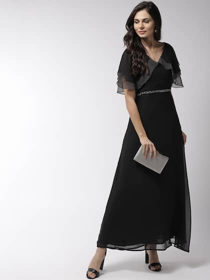 9f416795a50 Long Dresses - Buy Maxi Dresses for Women Online in India - Upto 70% OFF
