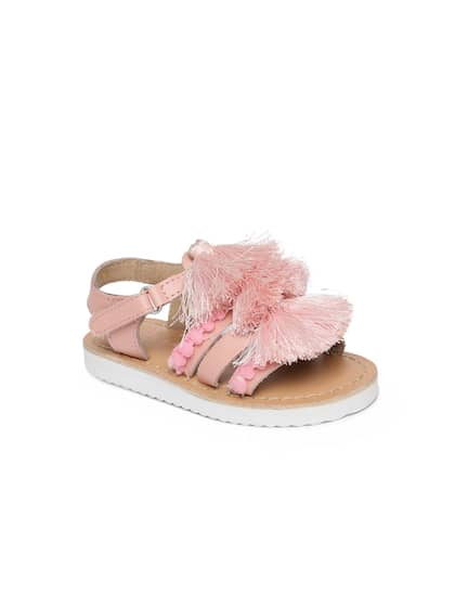 1552d7dd9df0 Pink Sandals - Buy Pink Sandals Online in India