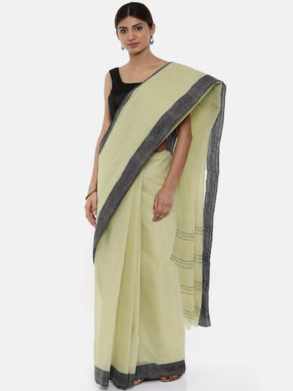 Cotton Sarees Buy Cotton Sarees Online In India Myntra