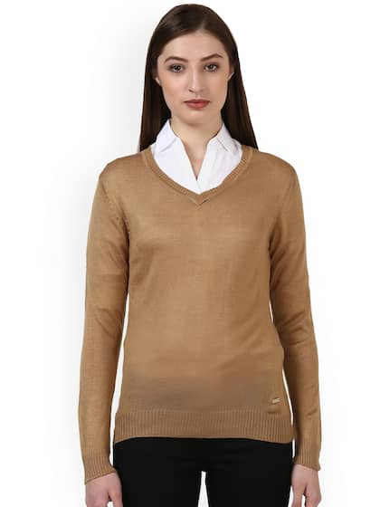 5209f7a084 Park Avenue Sweaters - Buy Park Avenue Sweaters online in India