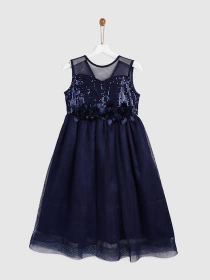 Girls Dresses - Buy Frocks   Gowns for Girls Online  01693c376e69