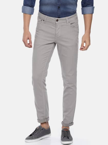 bf9f7b6fd49 Jack   Jones Trousers - Buy Jack   Jones Trousers online in India