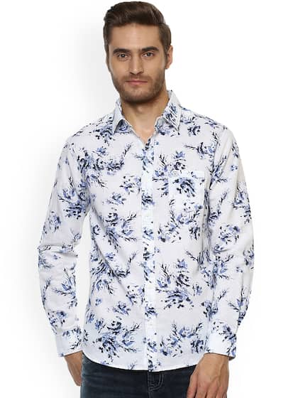 23ba98ea Casual Shirts for Men - Buy Men Casual Shirt Online in India