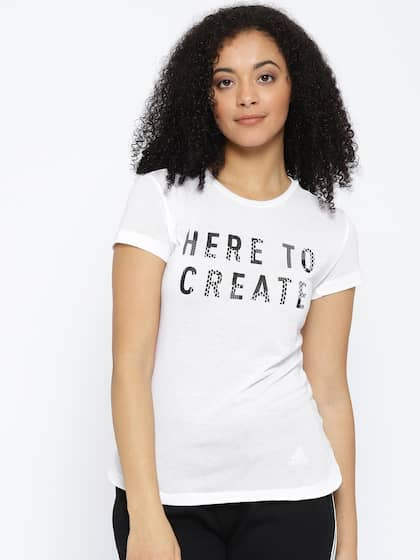 80024c06d Adidas T-Shirts - Buy Adidas Tshirts Online in India | Myntra