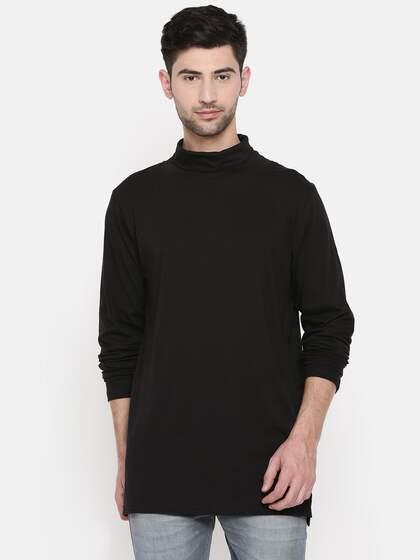 0ea4a888 Long Sleeves T-Shirts - Buy Full Sleeves T-shirt Online | Myntra