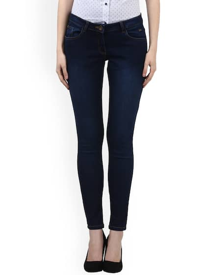 b82c3919ebd86 Park Avenue Women Jeans - Buy Park Avenue Women Jeans online in India