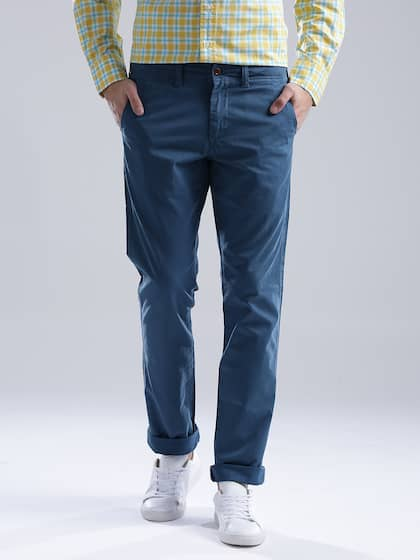 d0f2e1e7a2a Gant Trousers - Buy Gant Trousers online in India