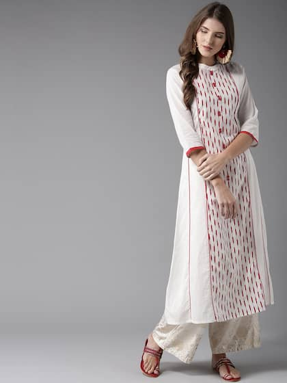 2c48c314b1 Ikat Kurtas - Buy Ikat Kurtas online in India