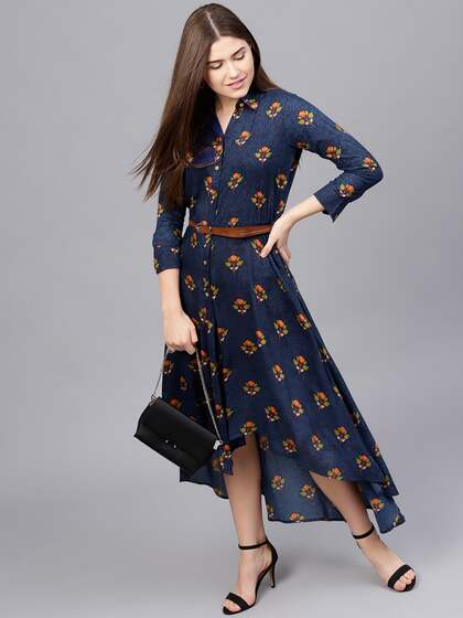 Plus Size Dress Women Buy Plus Size Dress Women Online In India