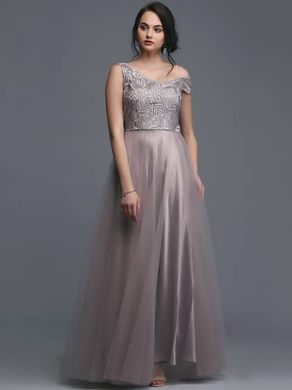 Gowns Buy Gown For Girls Women Online In India Myntra
