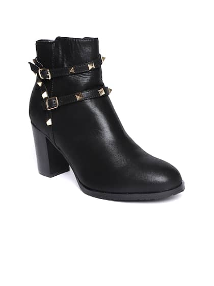 ef1464767d Womens Boots - Buy Boots for Women Online in India | Myntra