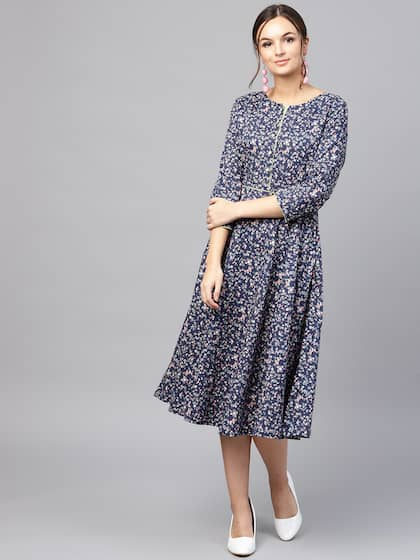 Floral Dresses - Buy Floral Print Dress Online in India  7e9af48734c0