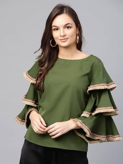 0d8b09001278a Sassafras Tops - Buy Sassafras Tops online in India