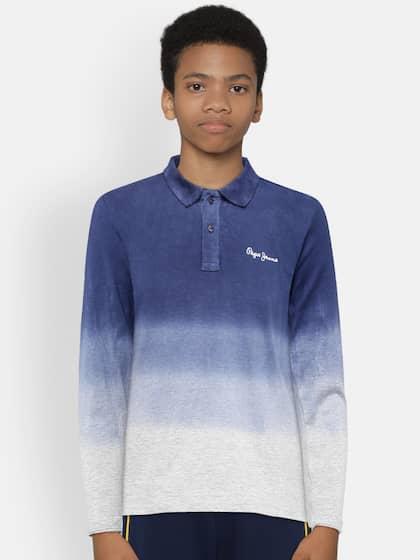 3b9cb62b3b Pepe Jeans Long Sleeve Tshirts - Buy Pepe Jeans Long Sleeve Tshirts ...