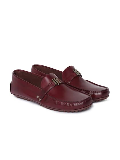 95eb6ed4 Tommy Hilfiger Loafers - Buy Tommy Hilfiger Loafers online in India