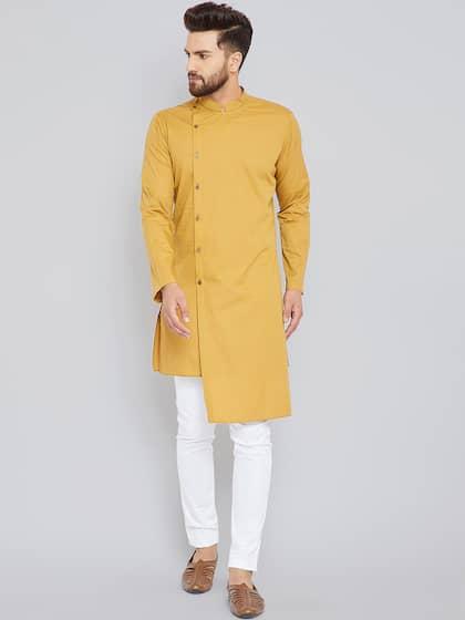 3481d7507af Ethnic Wear for Men - Buy Gent s Ethnic Wear Online in India