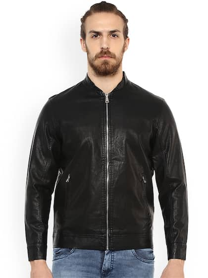 fc74a4b4 Mufti Jackets - Buy Mufti Jacket Online in India | Myntra