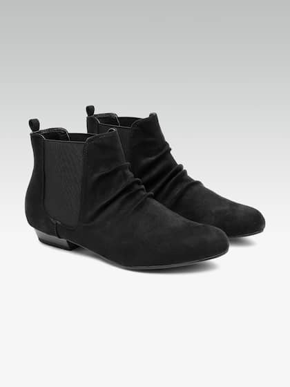 a742ff92c9d Womens Boots - Buy Boots for Women Online in India | Myntra