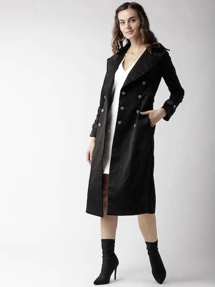 e904de16d6481 Coats for Women - Buy Women Coats Online in India