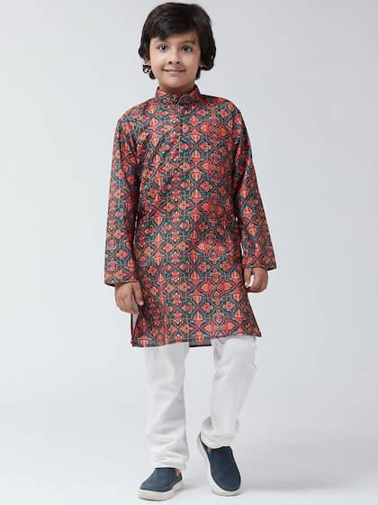 59d52ebf5 Boys Indianwear - Buy Boys Indianwear online in India