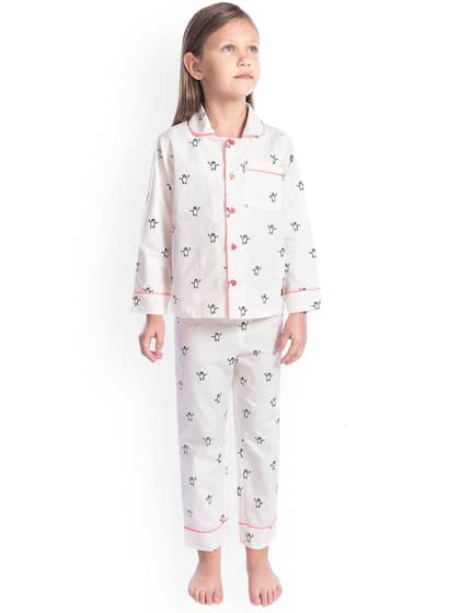 e7bb1ce0e4b7 Boys Girls Nightwear - Buy Boys Girls Nightwear online in India
