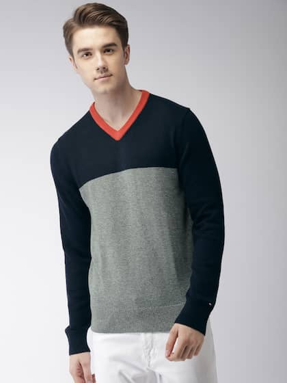 136d0b19f Tommy Hilfiger Sweaters - Buy Tommy Hilfiger Sweaters online in India