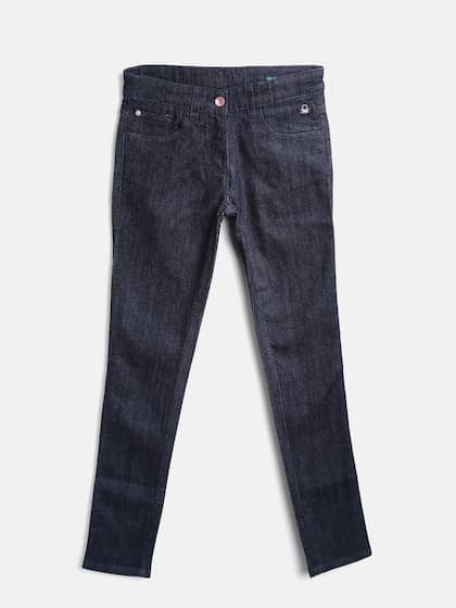 e060128fa Girls Jeans - Buy Jeans for Girls Online in India - Myntra