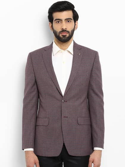 fda0d1e65a8c0 Raymond Blazers | Buy Raymond Suits Blazer For Men Online