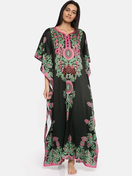 The Kaftan Company Nightdresses - Buy The Kaftan Company ... cef3d78db