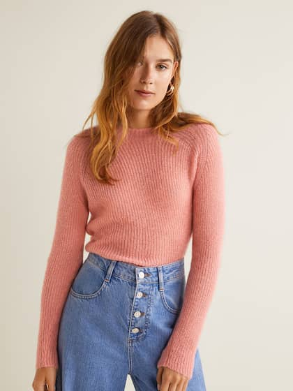 7e17cc90334a Sweaters for Women - Buy Womens Sweaters Online - Myntra