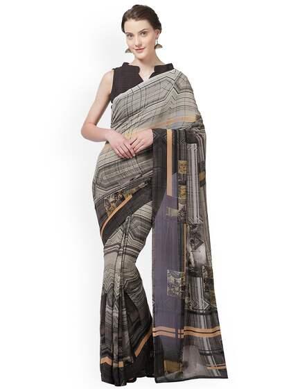 f6859cd02d5 Georgette Sarees - Buy Georgette Saree Online in India